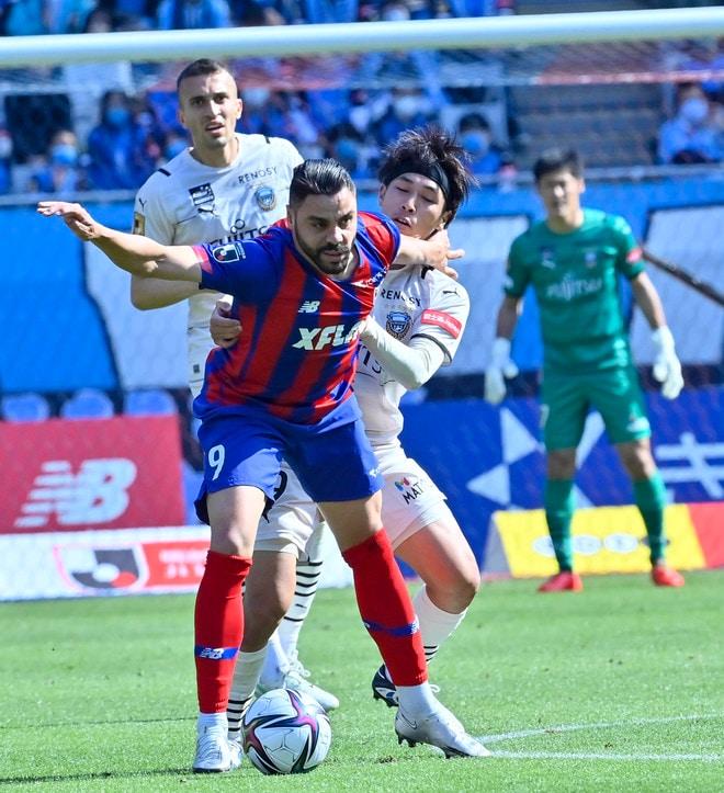 FC東京の「優勝」は目標のまま消えるのか(1)指揮官が吐露した「王者との実力差」の画像069