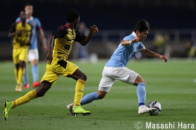 PHOTOギャラリー「ピッチの焦点」【国際親善試合 U24日本代表vsU24ガーナ代表 2021年6月5日 19:25キックオフ】の画像003