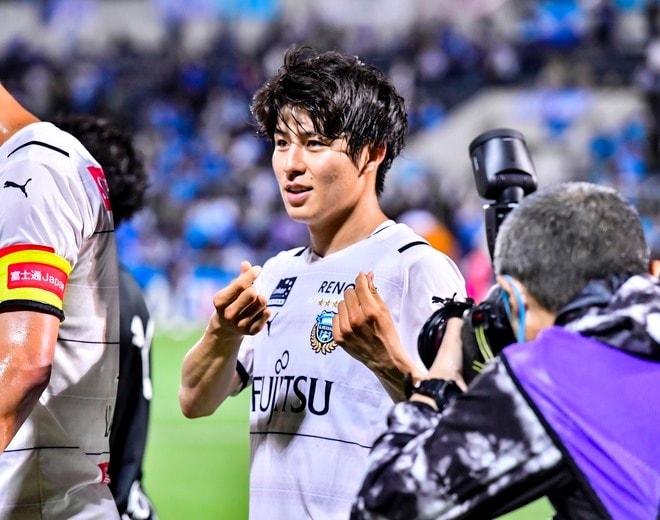 脇坂泰斗が試合後に「きゅんです。」披露! 放った相手への王子様的優しさの画像004