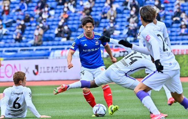 横浜FM、価値ある粘り分け(1)「3アシスト」を生んだ決定的な選手交代の画像023