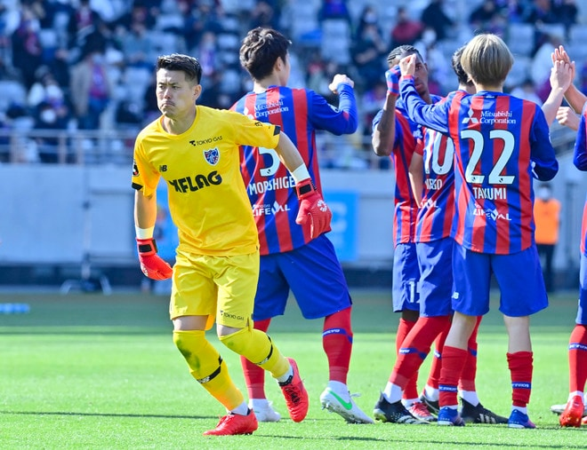 FC東京の「優勝」は目標のまま消えるのか(1)指揮官が吐露した「王者との実力差」の画像046