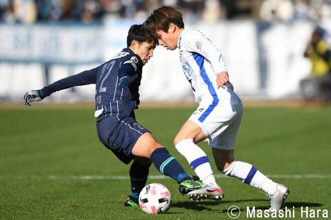 「J2に別れを告げる45分!」福岡ー徳島 PHOTOギャラリー「ピッチの焦点」の画像004