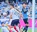 川崎、23戦無敗!(2)1得点・田中碧が吐露した「質の低さにガッカリした」の画像032