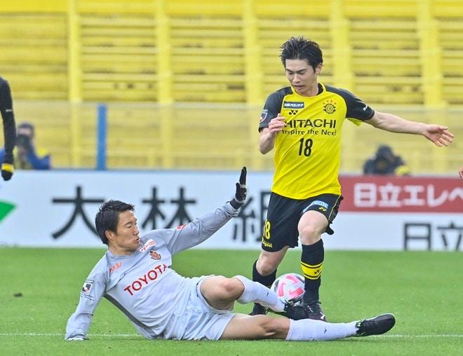 名古屋、采配対決に勝った!(1)選手に授けた「我慢」と「スペースの使い方」の画像028