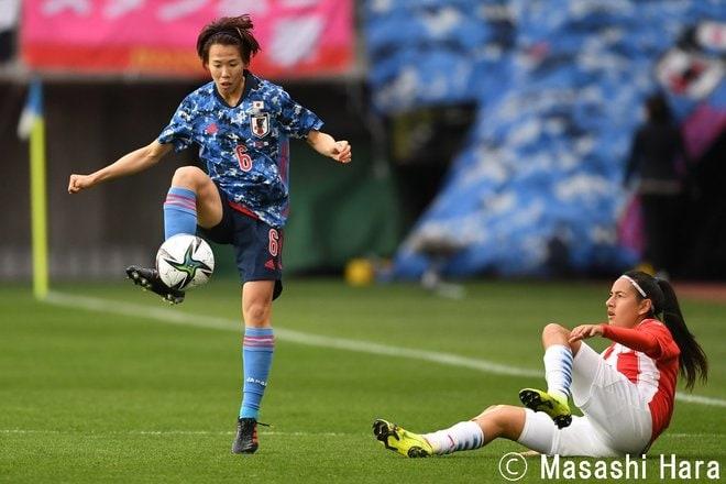 【なでしこジャパン】パラグアイ戦「7対0圧勝」に見えた日本女子サッカーの現在地の画像008