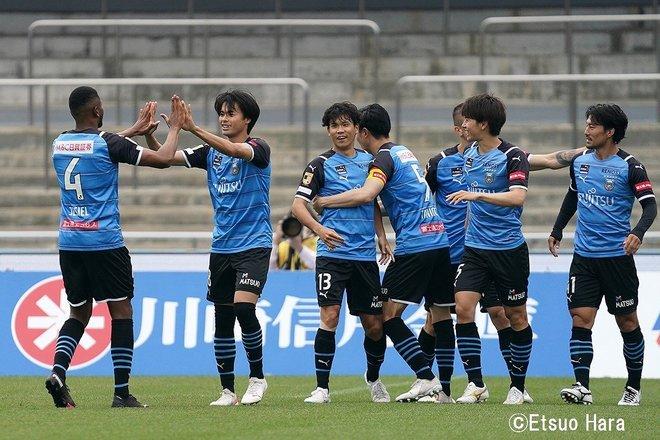 川崎ー横浜FC「川崎さんをリスペクトしすぎていた」無敗記録「23」更新 原悦生PHOTOギャラリー「サッカー遠近」 の画像006