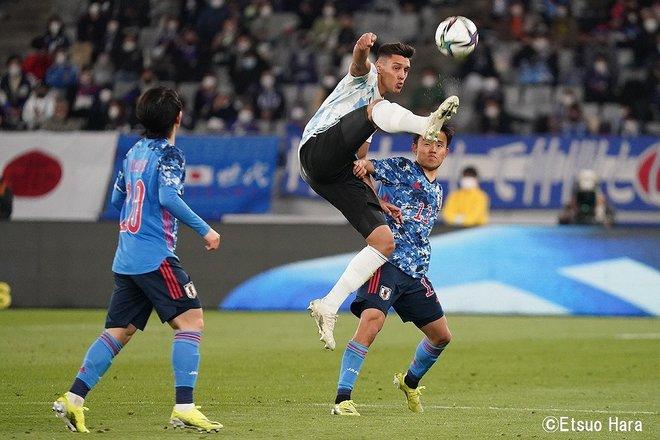 「永遠の10番」ディエゴ・マラドーナへの思い(2021年3月26日)原悦生PHOTOギャラリー「サッカー遠近」 日本ーアルゼンチンの画像008