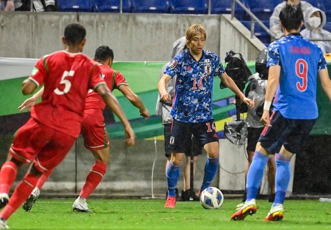 【試合アルバム】W杯アジア最終予選 日本代表ーオマーン代表 2021年9月2日(市立吹田サッカースタジアム)(1)の画像037
