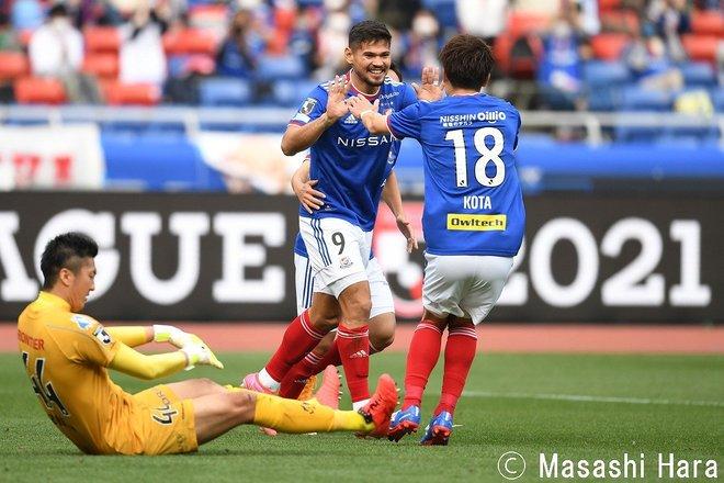 【J1分析】横浜F・マリノス5対0で快勝!もう1人の「偉大なキャプテン」の画像002
