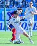川崎、多摩川クラシコで圧倒!(3)試合の流れを変えかけた「1万7000人の観衆」の画像023