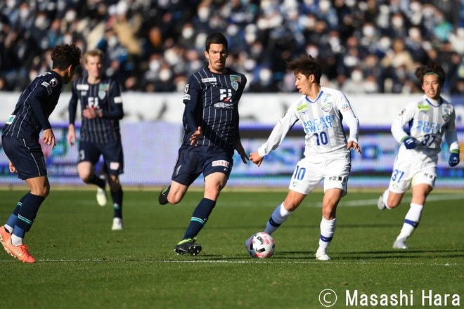 「J2に別れを告げる45分!」福岡ー徳島 PHOTOギャラリー「ピッチの焦点」の画像006