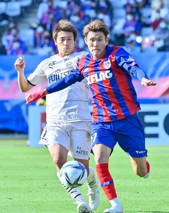 FC東京の「優勝」は目標のまま消えるのか(1)指揮官が吐露した「王者との実力差」の画像066