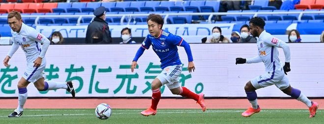 横浜FM、価値ある粘り分け(1)「3アシスト」を生んだ決定的な選手交代の画像027