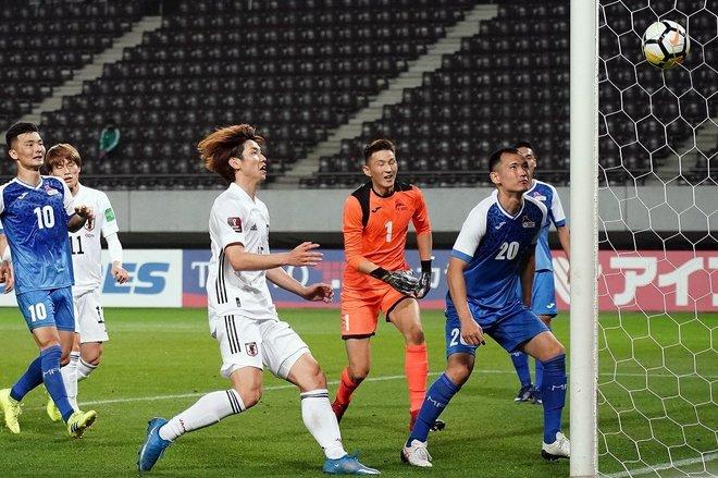 PHOTOギャラリー「ピッチの焦点」【W杯アジア2次予選 日本代表対モンゴル代表 2021年3月30日 19:30キックオフ】(渡辺航滋)の画像014