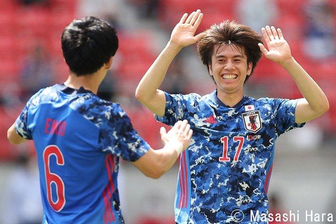 PHOTOギャラリー「ピッチの焦点」【国際親善試合 U24日本代表vsジャマイカ代表 2021年6月12日 13:35キックオフ】の画像006