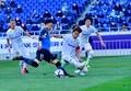 G大阪、今季を占う初戦(1)ベールを脱いだ「4-3-3の新システム」の画像017