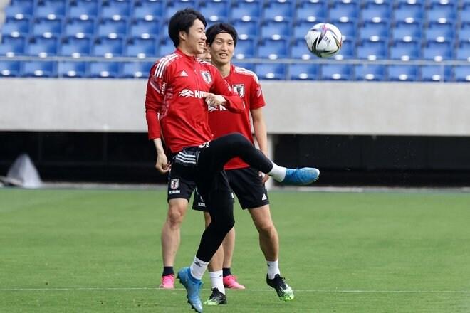 【日本代表】5連戦ラストに向けて最後のトレーニング【6月14日】PHOTOギャラリー「ピッチの焦点」の画像010