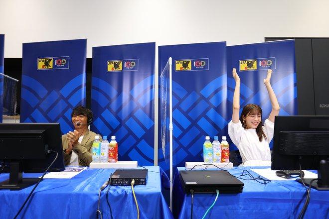 元日本代表FWと人気No.1お天気キャスターがサッカーe日本代表と競演!(2)佐藤寿人さん「トッププロのプレーに学ぶ」の画像004