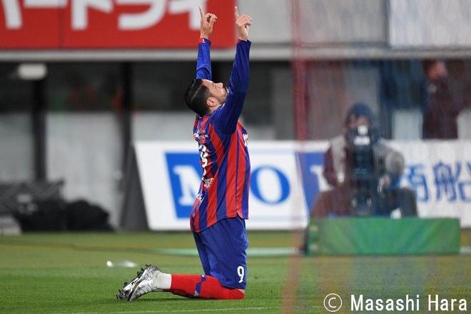 PHOTOギャラリー【明治安田J1リーグ 第5節 FC東京vs湘南ベルマーレ 2021年3月17日 18:00キックオフ】の画像006