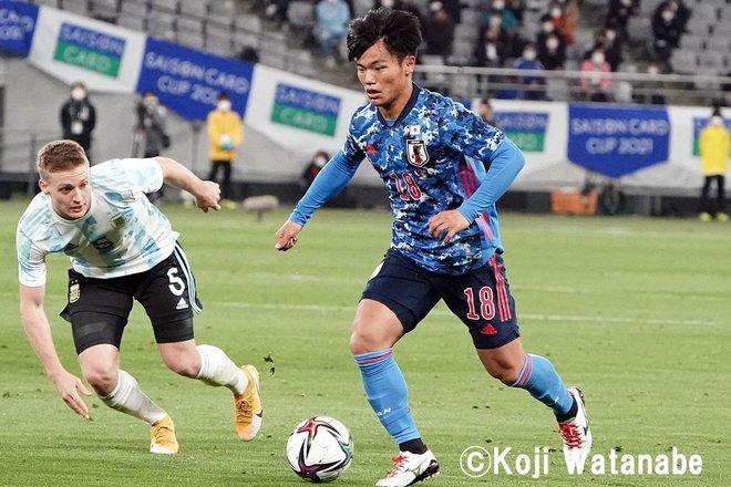 スペイン人指導者が見た日本代表「東京五輪とW杯8強」(5)フル代表への「U-24昇格組」3人と五輪「OA候補」の3人の画像007
