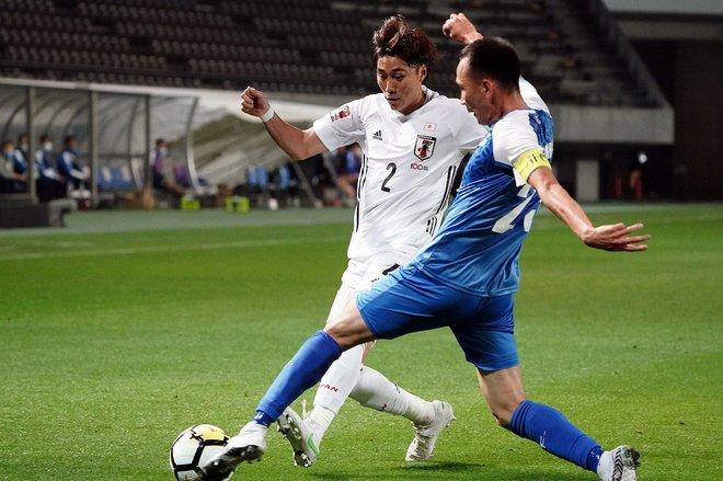 PHOTOギャラリー「ピッチの焦点」【W杯アジア2次予選 日本代表対モンゴル代表 2021年3月30日 19:30キックオフ】(渡辺航滋)の画像006