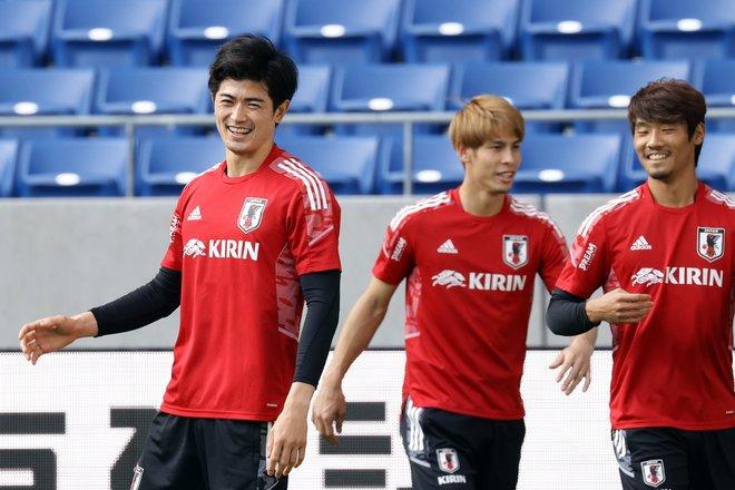 【日本代表】5連戦ラストに向けて最後のトレーニング【6月14日】PHOTOギャラリー「ピッチの焦点」の画像002