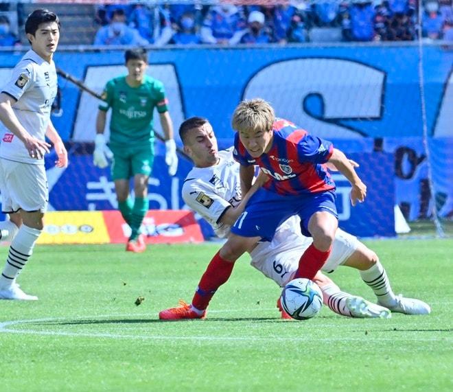 FC東京の「優勝」は目標のまま消えるのか(1)指揮官が吐露した「王者との実力差」の画像067