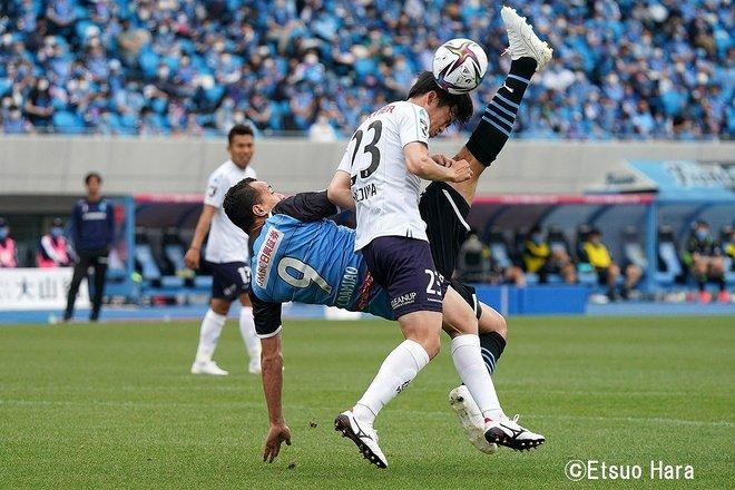 川崎ー横浜FC「川崎さんをリスペクトしすぎていた」無敗記録「23」更新 原悦生PHOTOギャラリー「サッカー遠近」 の画像001