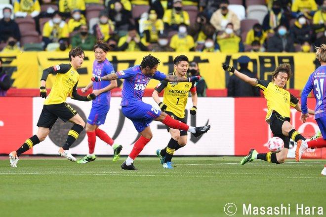 ルヴァンカップ制覇のFC東京「陰のMVP」が生まれた理由  柏ーFC東京 PHOTOギャラリー「ピッチの焦点」の画像001