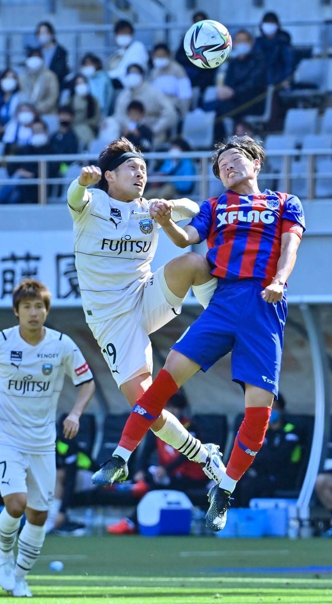 川崎、多摩川クラシコで圧倒!(3)試合の流れを変えかけた「1万7000人の観衆」の画像026