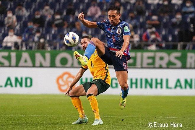 ワールドカップ最終予選【サッカー日本代表VSオーストラリア代表】「窮地」の中での大歓喜!日本がオーストラリアに2対1で勝利 原悦生PHOTOギャラリー「サッカー遠近」の画像006