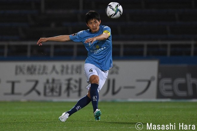 【J1分析】横浜FCのGK・市川暉記の仰天ミス!その「表情を変えたもの」と「ドローでも見えた希望」の画像002