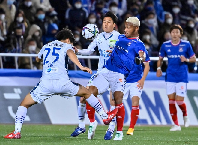 横浜Fマリノス3連勝!(2)またも怒号が飛び交った「VARノーゴール判定」の画像028