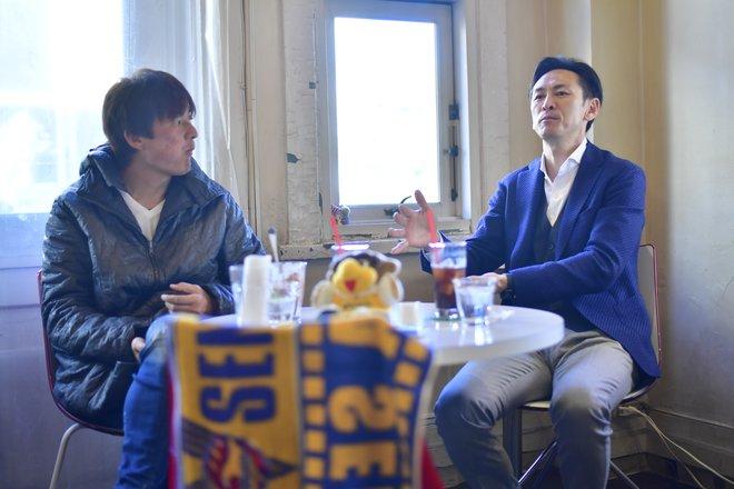 【特別対談】岩本輝雄×渡邉晋「チームにおける個の生かし方」の画像001