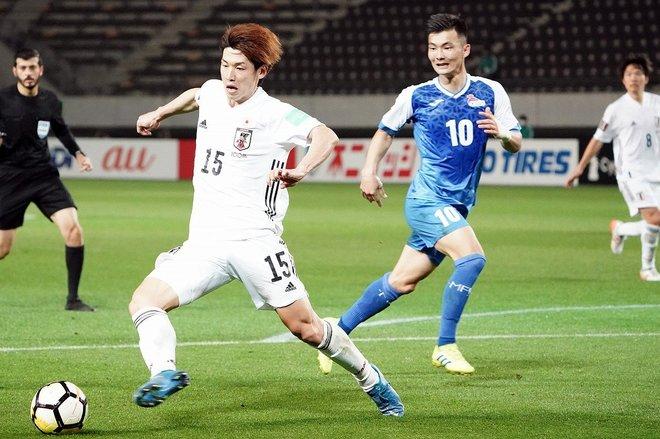PHOTOギャラリー「ピッチの焦点」【W杯アジア2次予選 日本代表対モンゴル代表 2021年3月30日 19:30キックオフ】(渡辺航滋)の画像013