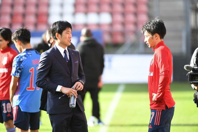 日本代表「2020年秋」奇跡の裏側(1)日本サッカー協会・反町康治技術委員長に聞く 相反する2つの思いの画像001