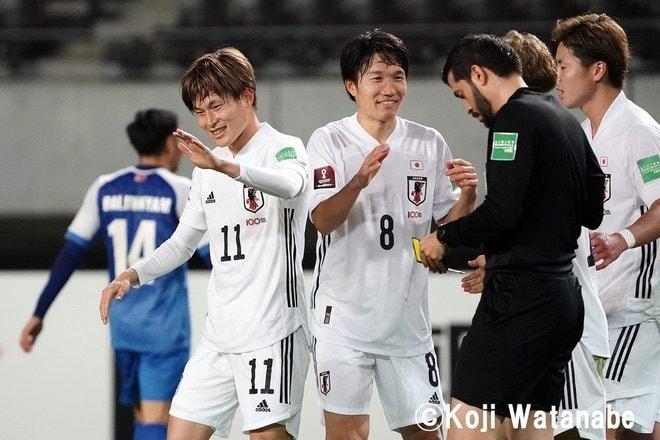 スペイン人指導者が見た日本代表「東京五輪とW杯8強」(5)フル代表への「U-24昇格組」3人と五輪「OA候補」の3人の画像005