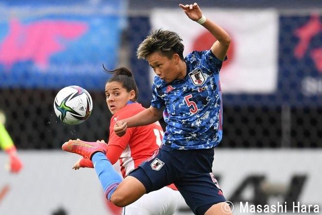 【なでしこジャパン】パラグアイ戦「7対0圧勝」に見えた日本女子サッカーの現在地の画像012