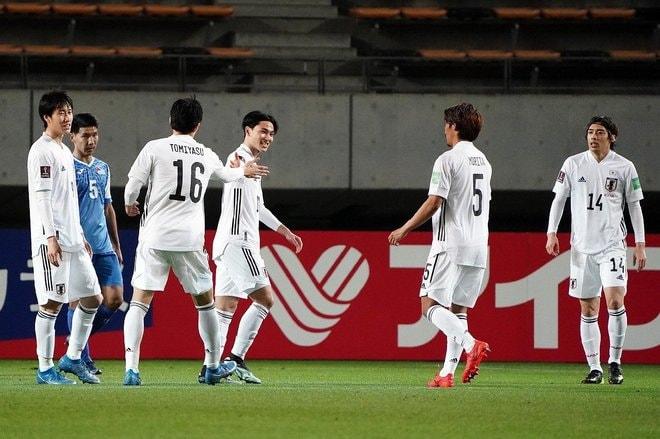 PHOTOギャラリー「ピッチの焦点」【W杯アジア2次予選 日本代表対モンゴル代表 2021年3月30日 19:30キックオフ】(渡辺航滋)の画像002